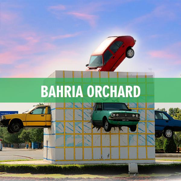 Bahria Town Lahore