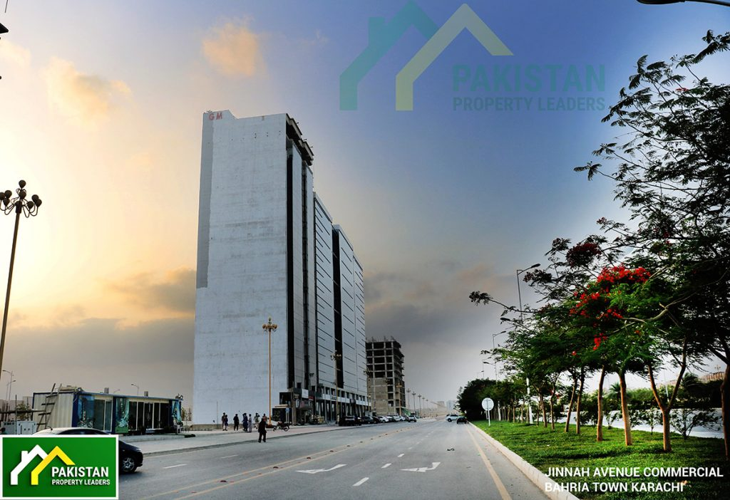 AB Tower Jinnah Avenue, (B-02)