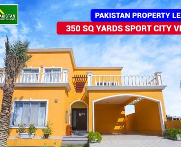 Sports City Villas Bahria Town Karachi