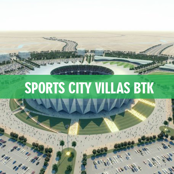 Sports City Villas – Bahria Town Karachi