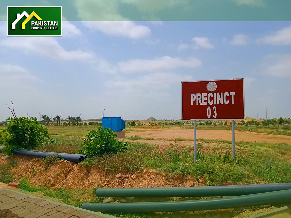 Precinct 3 - Bahria Town Karachi