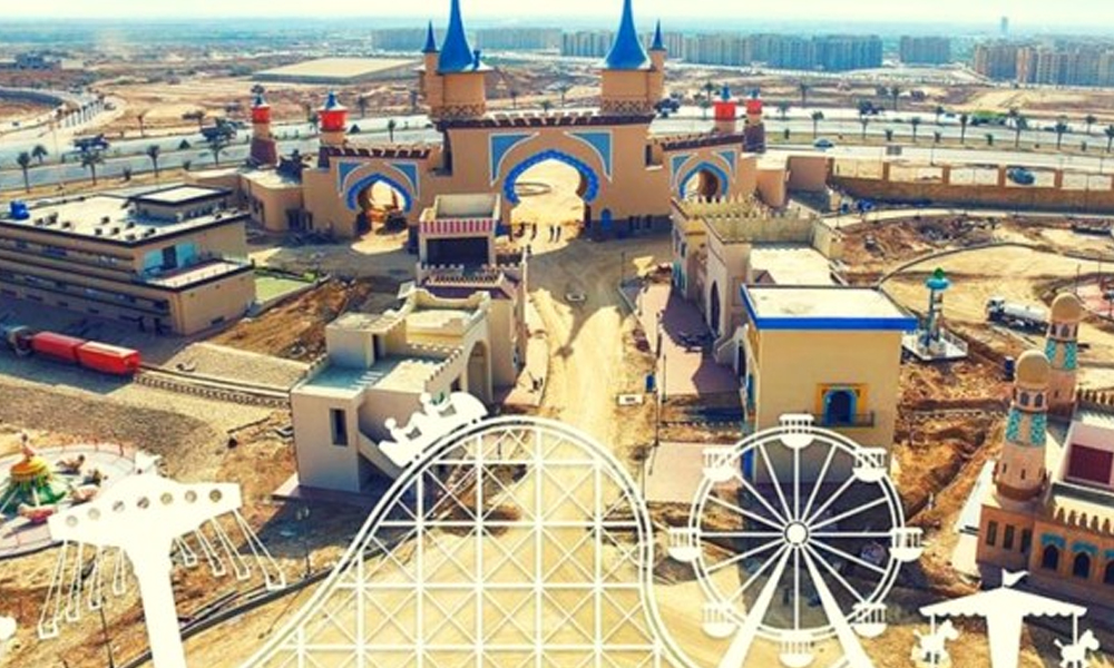 Theme Park Commercials – Right Choice To Buy Commercial Plots In Bahria Town Karachi