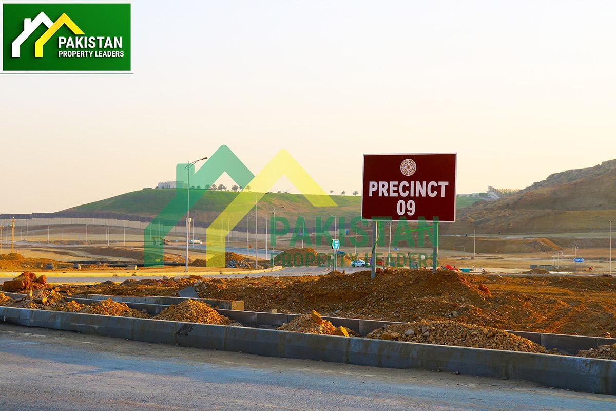 Bahria Hills - Precinct 9 New Update