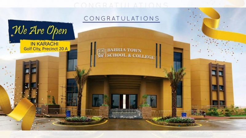 Bahria Town school and college