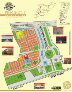 Precinct 1 Map