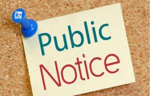 Public Notice for Defaulters of Bahria Town Karachi