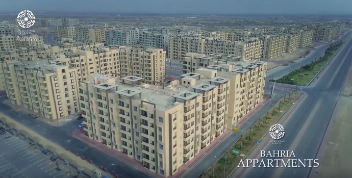Bahria Town Appartments