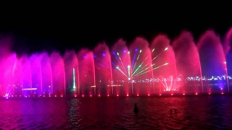 Bahria Town Karachi - Plots near dancing fountains