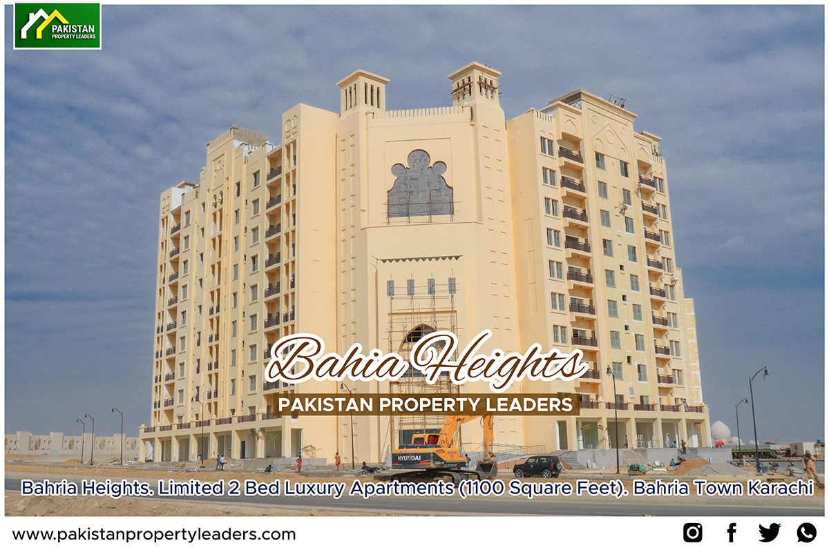 Bahria Heights Two Bed Luxury Apartments