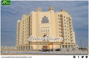 Bahria Town Heights Relaunched in Bahria Town Karachi