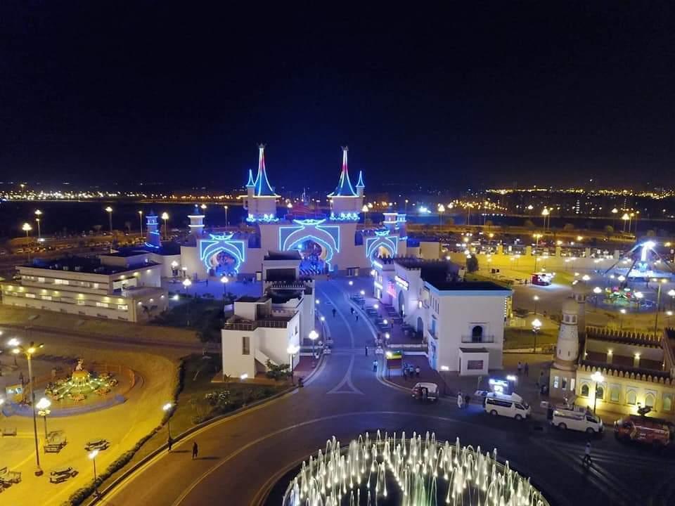 Theme Park in Bahria Town Karachi