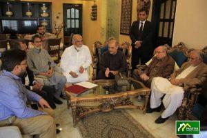 Meeting in Bahria Town Karachi