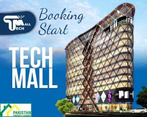 Tech Mall Bahria Town Karachi