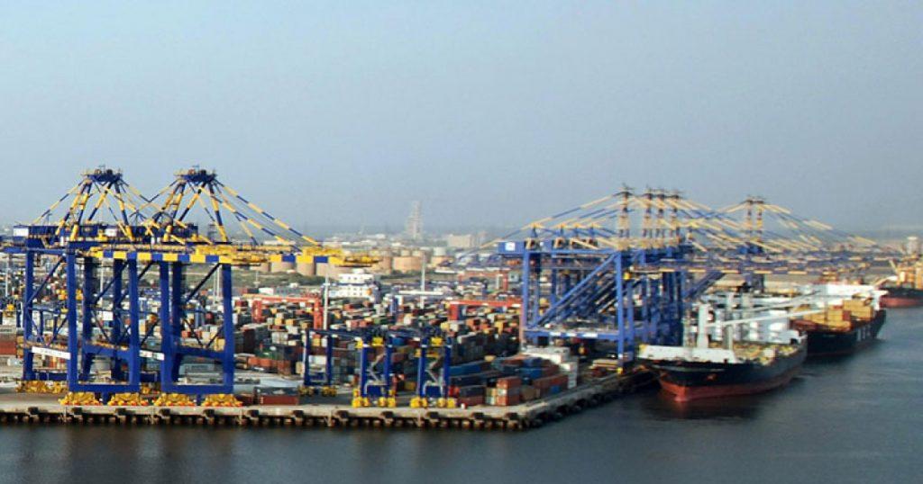 Muhammad Qasim port