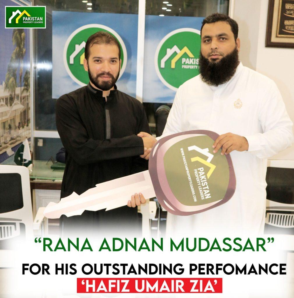 Adnan Mudassar CEO PPL – Awarding Car Gift