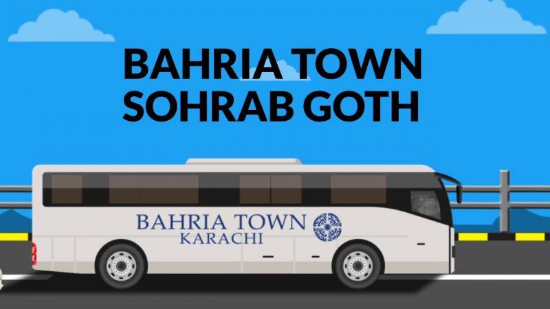 transport in Bahria Town Karachi